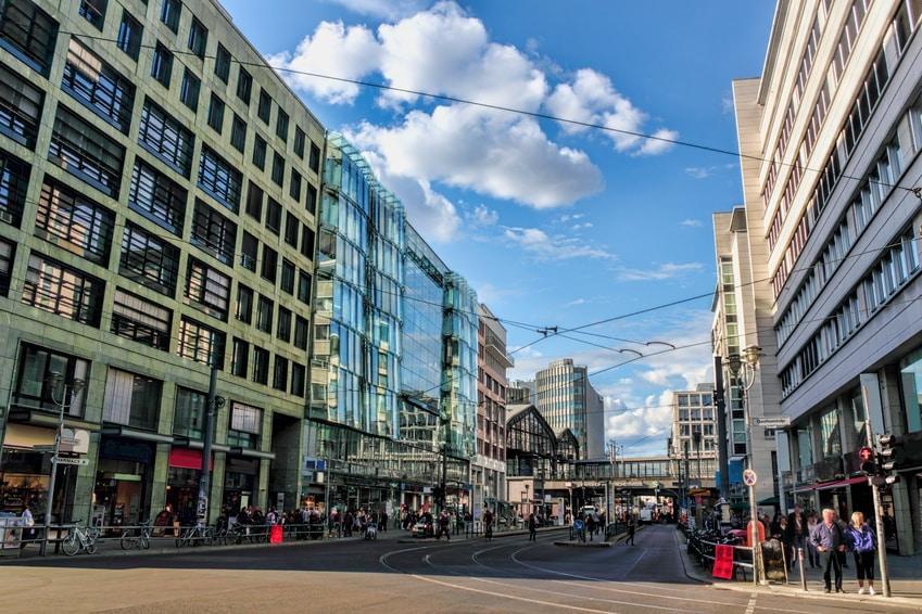 Berlin-Friedrichstraße